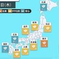 台風接近で気圧が大きく変化 頭痛などの天気痛を和らげるマッサージ