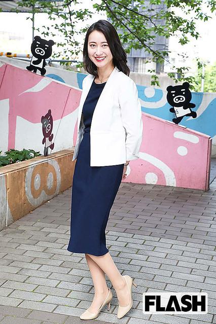 『NEWS23』小川彩佳アナ「昔は医学部を目指したことも…」