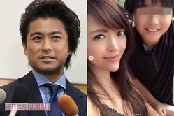 山口達也、悠子さんと長男(インスタより、一部加工)