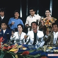 1986年、石原軍団ハワイ旅行
