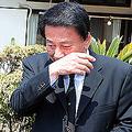 杉良太郎 志村さん実家弔問し涙