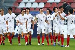 日本代表、11月にメキシコ代表との対戦決定! オーストリアで開催
