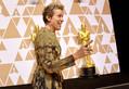 間一髪! 主演女優賞フランシス・マクドーマンドのオスカー像が危うく盗難被害に