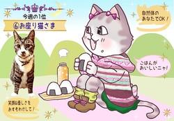 【猫さま占い】本命と出会える猫さまは? 10月21日〜10月27日運勢ランキング