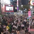 渋谷ハロウィン 痴漢や暴行などの疑いで少年5人を含む9人逮捕
