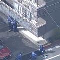 愛知県岡崎市の集合住宅で血を流している男性の遺体見つかる