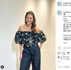 日本の芸能界に存在しないタイプ 福田萌子にオファーが殺到する理由