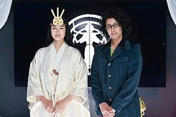 「時効警察はじめました」で共演する小雪&オダギリ  - (C)テレビ朝日