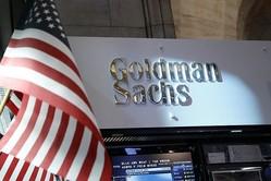 ゴールドマン、第1四半期は大幅増益 CEO「中期目標達成に自信」