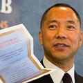 インターネット上で中国共産党の情報について暴露することで知られる、富豪・郭文貴氏(大紀元)
