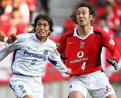 第2回の配信では、2006年J1最終節の浦和対G大阪が取り上げられる。写真:サッカーダイジェスト写真部