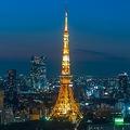 東京タワーの色 約8割の人が「赤」や「朱色」と誤答