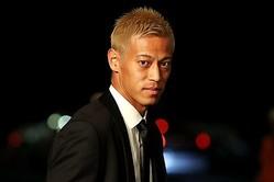 本田圭佑がラグビー日本代表の快挙を祝福! 「少なくとももう1勝!」