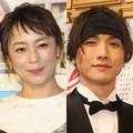 結婚することが分かった佐藤仁美(左)と細貝圭