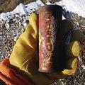 50年前のコーラ 南極で発見
