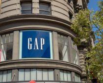 サンフランシスコのGAPフラッグシップ店(C) David Tran