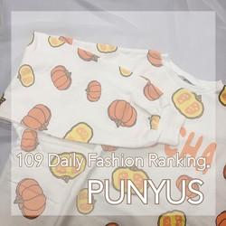 【#109売れ筋速報】渡辺直美プロデュースの「PUNYUS」ではユーモア溢れるプリントアイテムとチェック柄に人気集中☆