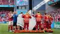 EURO2020、昏倒のエリクセンが意識回復...