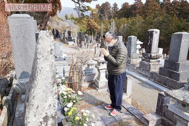[画像] 震災で妻を失って10年、夢中で恋していたあのころ、そして夢に出てきた妻へのキス