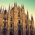 ロンバルディア州の州都、ミラノのドゥオーモ photo by vivianamartinelli1979 via Pixabay