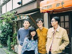 台湾インディシーンの新世代バンド、DSPS  8月からのジャパン・ツアーを前に来日直前インタビューが到着〈前編〉