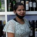 インドの首都ニューデリーの女性専用酒店で働く従業員(2021年3月6日撮影)。(c)Garima Agarwal / AFP