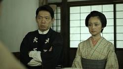 落語家の語りとぴったり合った演技に注目/(C)NHK