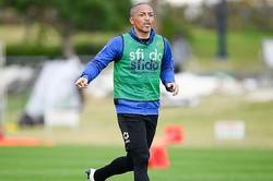 プロ生活19年目のシーズンを迎えた小野伸二。写真:金子拓弥(サッカーダイジェスト写真部)