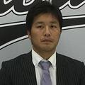 契約更改に臨んだロッテ・藤岡貴裕【写真:細野能功】