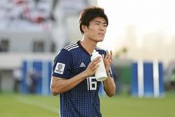 アジア杯での日本代表最年少ゴール記録を塗り替えた冨安。本職の守備でもチームの勝利に貢献した。 写真:茂木あきら(サッカーダイジェスト写真部)