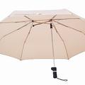 鞄が濡れず便利 折り畳み傘「Sharely」がヴィレヴァンに登場