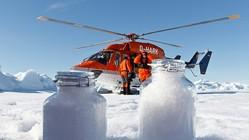 北極にプラスチックの雪が降っている……最新研究で明らかに