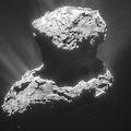彗星の匂いはまるで「猫のおしっこ」「腐った卵」