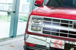 ミツオカ初の新型SUV「バディ」世界初公開! アメ車デザインで11月下旬に登場へ