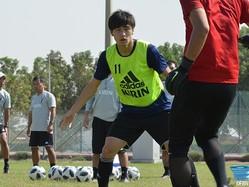 U-21日本代表DF橋岡大樹(浦和)