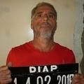 20年以上逃走を続けた末にウルグアイで身柄を拘束されたロッコ・モラビト容疑者。ウルグアイ内務省公開(2019年6月24日公開)。(c)AFP=時事/AFPBB News
