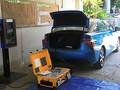 千葉県での大規模停電でも活躍 「走る発電機」としての電気自動車