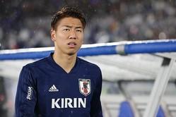今回は惜しくも選外となった浅野は、「選ばれたメンバーには日本を代表して全力で頑張ってもらいたいです!」と仲間たちにエールを送った。写真:茂木あきら(サッカーダイジェスト写真部)