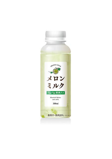 ファミマ、果肉たっぷり「いちごミルク」に新フレーバー「メロンミルク」を発売!