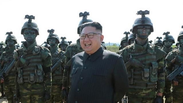 [画像] 金正恩の特殊部隊 「ポンコツ」過ぎて中朝国境から撤収