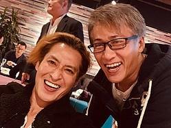 同じ49歳の大沢樹生と木村一八(画像は『大沢樹生 OSAWA MIKIO 2018年12月8日付Instagram「おはよう御座います〜」』のスクリーンショット)