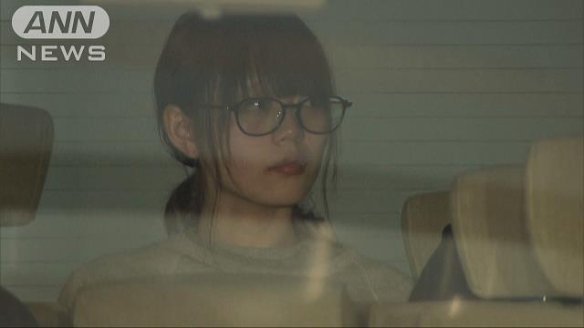 """【社会】「好きで好きで仕方なかった」新宿で男性""""刺""""して逮捕の女"""