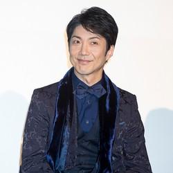 「櫻井・有吉THE夜会」に野村萬斎が登場/2015年撮影