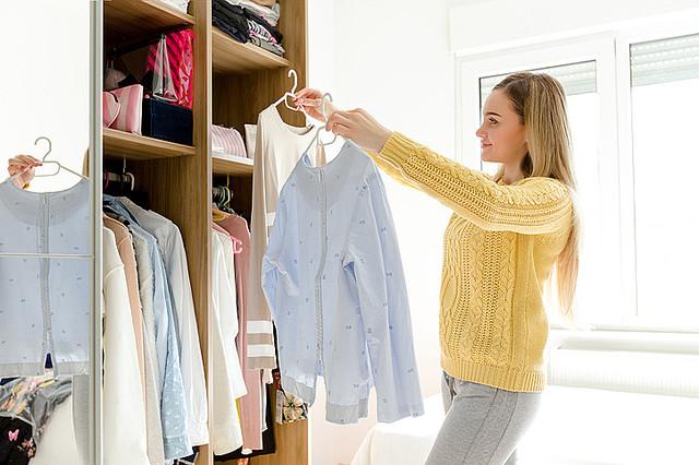 [画像] 服は入れ替えない! ズボラでもできる「簡単な衣替え」のコツ