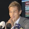 本田圭佑がフィテッセ加入で会見 東京五輪へ「自信はある」