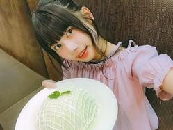 """鹿目凛が""""レトロ映え5つ星""""と一押し!ネーミングも素敵な「メロンパンケーキ」"""