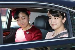 佳子さまの全面サポートが眞子さまを勇気づけた