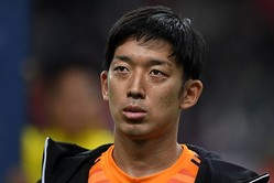 GK権田修一、アジアカップでは「最高の結果を持って帰れるように」