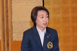 """橋本会長""""ワクチンはおもてなし""""発言に「ドン引き」と呆れ声"""
