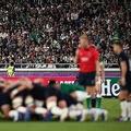 アイルランドースコットランド戦での日本ファン国歌斉唱に反響【写真:Getty Images】